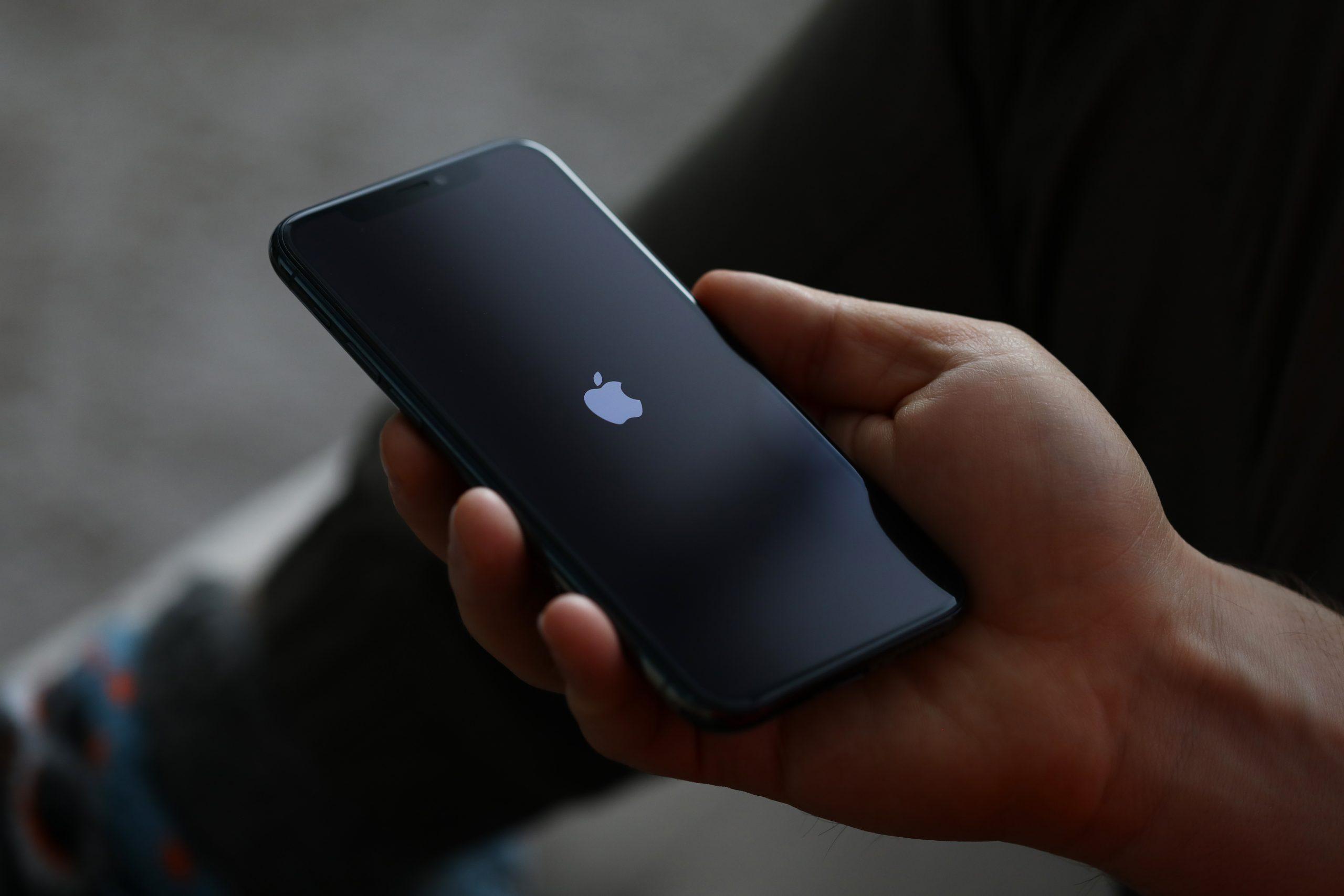 iPhoneにeSIMの設定を行う